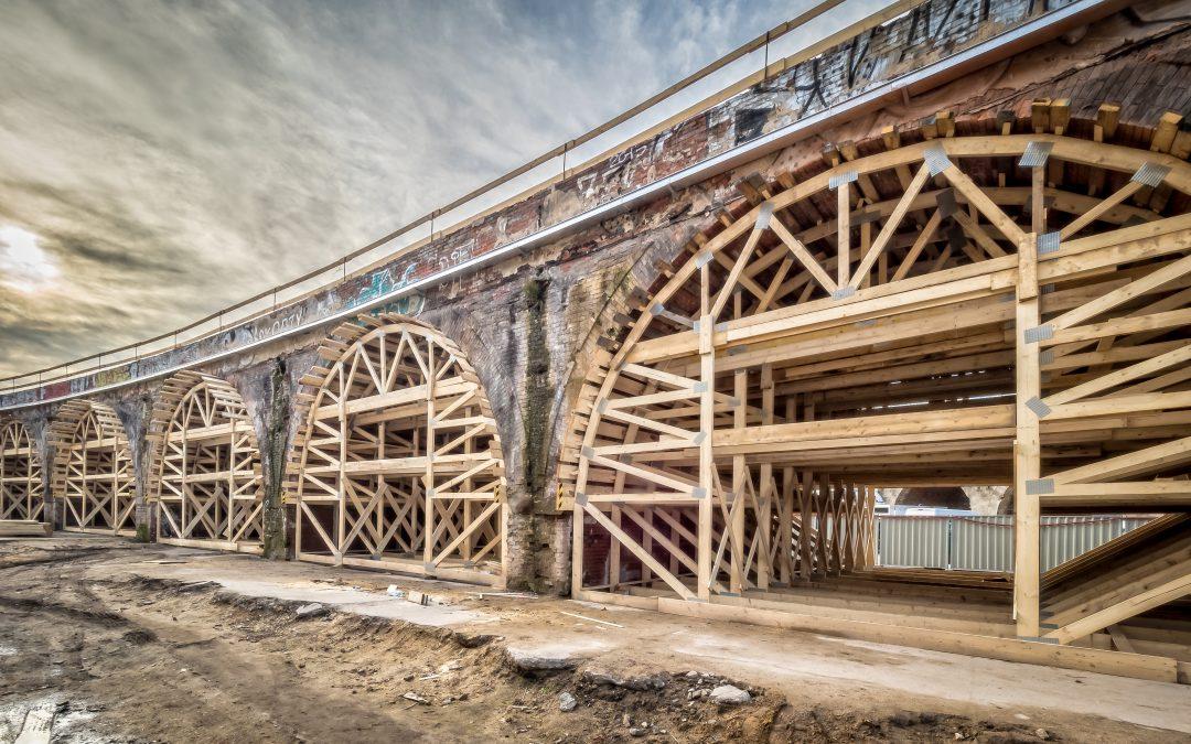 Postup rekonstrukce – listopad 2017