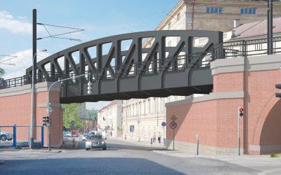 Rušné léto na Negrelliho viaduktu