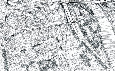 Architektonické řešení rekonstrukce Negrelliho viaduktu