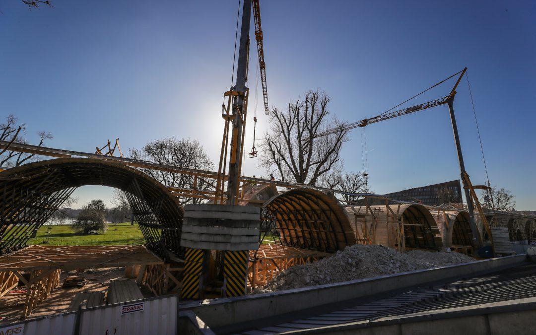 Rozpojený Negrelliho viadukt