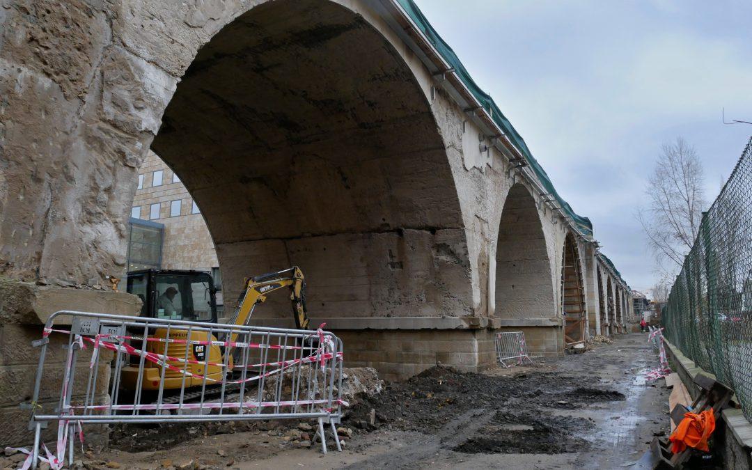 Co čeká Negrelliho viadukt na začátku nového roku?
