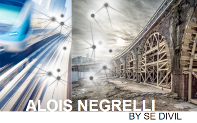 Negrelliho viadukt mezi TOP 20 projekty HOCHTIEF CZ