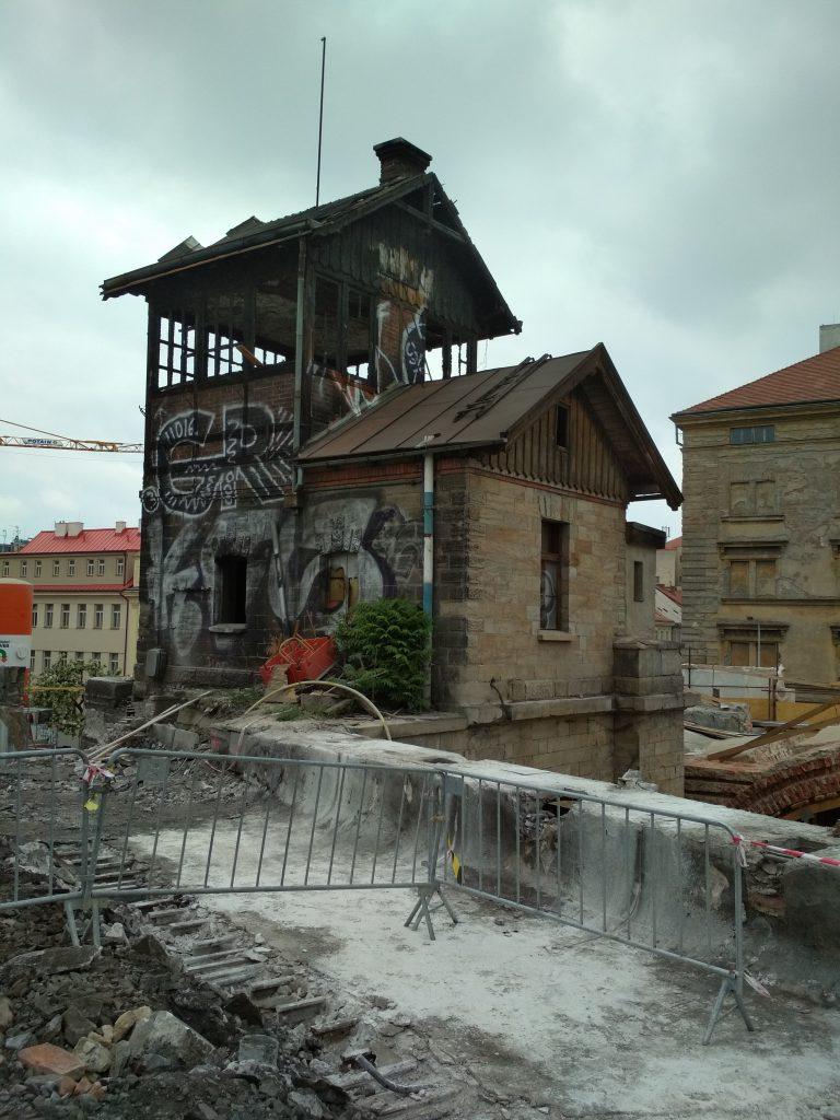 Historické hradlo