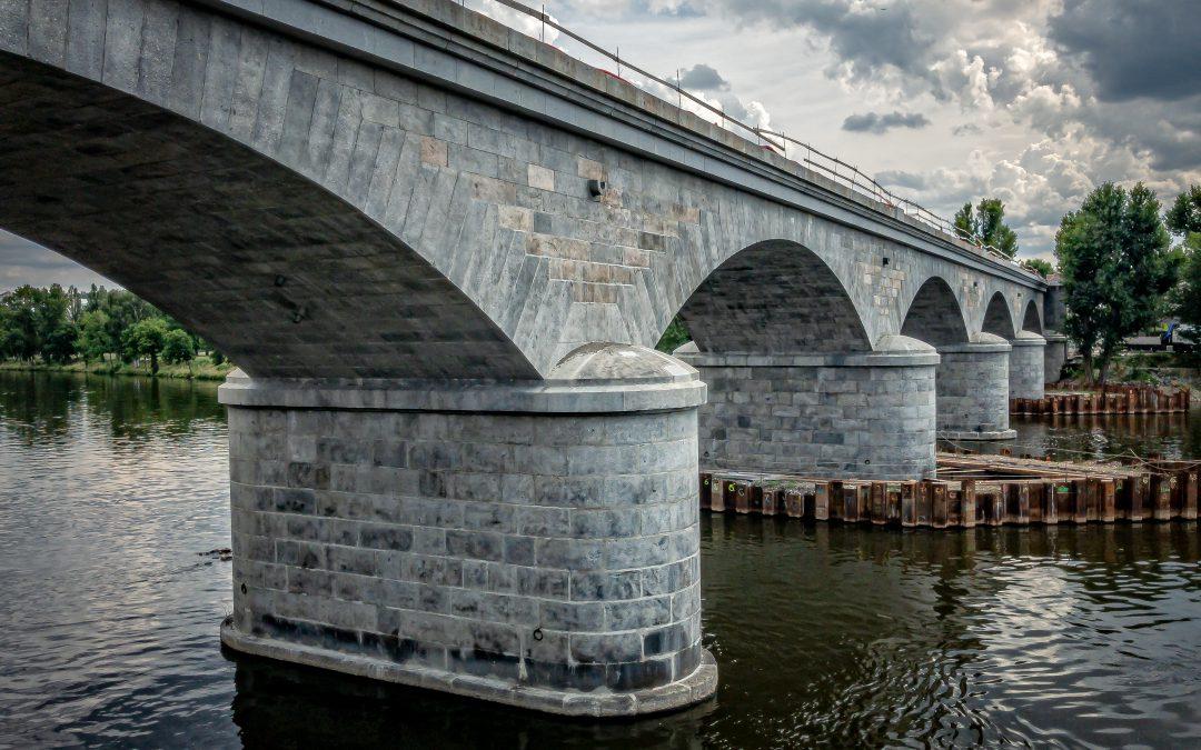 Postup rekonstrukce – srpen 2019